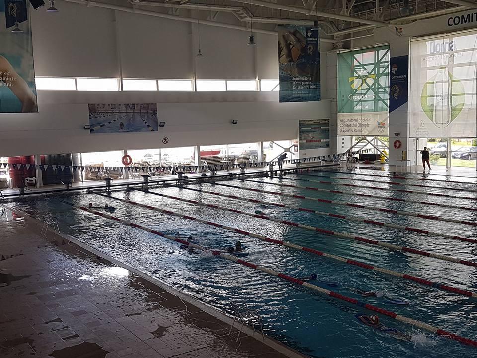 Sectia de natatie
